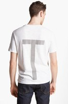 Rag and Bone rag & bone 'Alphabet' Pocket T-Shirt