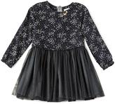 IKKS Paris Tulle Shirt Dress