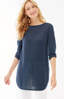 J. Jill Seaside Sweater Tunic