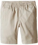 Nautica Pull-On Twill Shorts Boy's Shorts