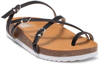 Dolce Vita Boudicca Buckled Strap Sandal