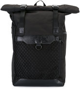 Kokon To Zai scroll top backpack