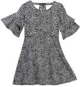 My Michelle mymichelle Ruffle Sleeve Dress (Big Girls)