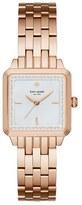 Kate Spade Women's Washington Square Bracelet Watch, 25Mm