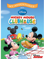 Disney Mickey Mouse Clubhouse ''My Adventures'' Personalizable Book - Large Format