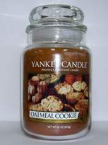 Yankee Candle Oatmeal Cookie - 22 OZ Large Jar