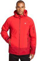 Champion Men's Colorblock Synthetic Down Ski Jacket