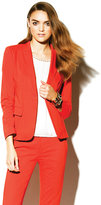 Vince Camuto Front Button Blazer