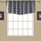 Bed Bath & Beyond Drop Anchor Modern Ascot Valance in Navy