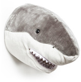 Houseology Wild And Soft Plush Jack The Shark