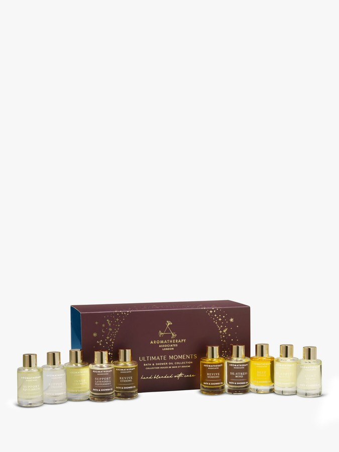 Aromatherapy Associates Ultimate Moments Bodycare Gift Set