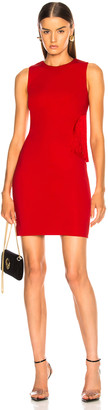 Cushnie Majai Dress in Poppy | FWRD