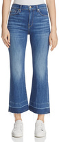 7 For All Mankind Ali Crop Flare