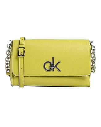 Calvin Klein Re-lock Flap Cross Body