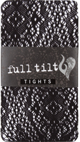 Full Tilt Patterned Tights