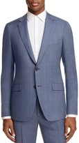 Theory Wellar Camley Slim Fit Suit Separate Sport Coat