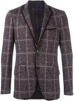 Etro fine-knit blazer