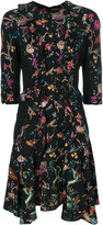 Etro ruffled dress - women - Silk - 44