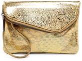 Hobo Daria Convertible Leather Crossbody Clutch