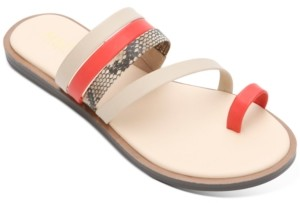 Kenneth Cole Reaction Spring Toe Loop Sandals Women's Shoes