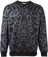 Moschino peace sign sweatshirt