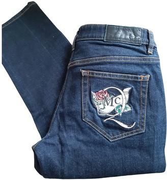 McQ Blue Denim - Jeans Jeans for Women