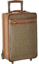 Hartmann Tweed Collection - Carry-On Expandable Upright Carry on Luggage