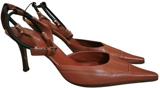 Sergio Rossi Other Leather Heels
