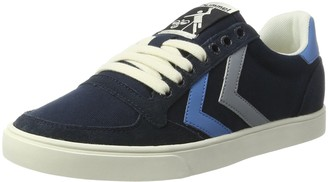 Hummel Sl. Stadil Duo Canvas Low Unisex Adults Low-Top Sneakers