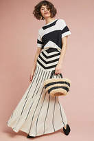 Tabula Rasa Malik Striped Skirt