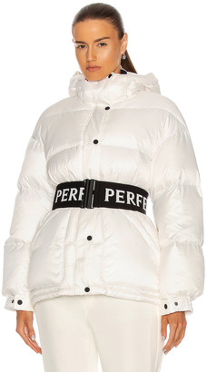 Perfect Moment Oversize Parka II Jacket in Snow White | FWRD