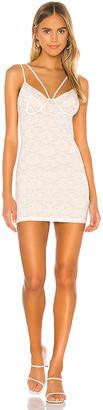 superdown Corral Lace Mini Dress