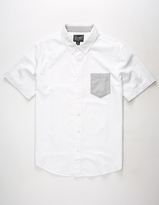 Retrofit Jake Mens Oxford Shirt