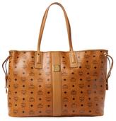 MCM Tote Leather Bag