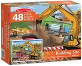 Melissa & Doug Kids' Building Site 48-Piece Floor Puzzle