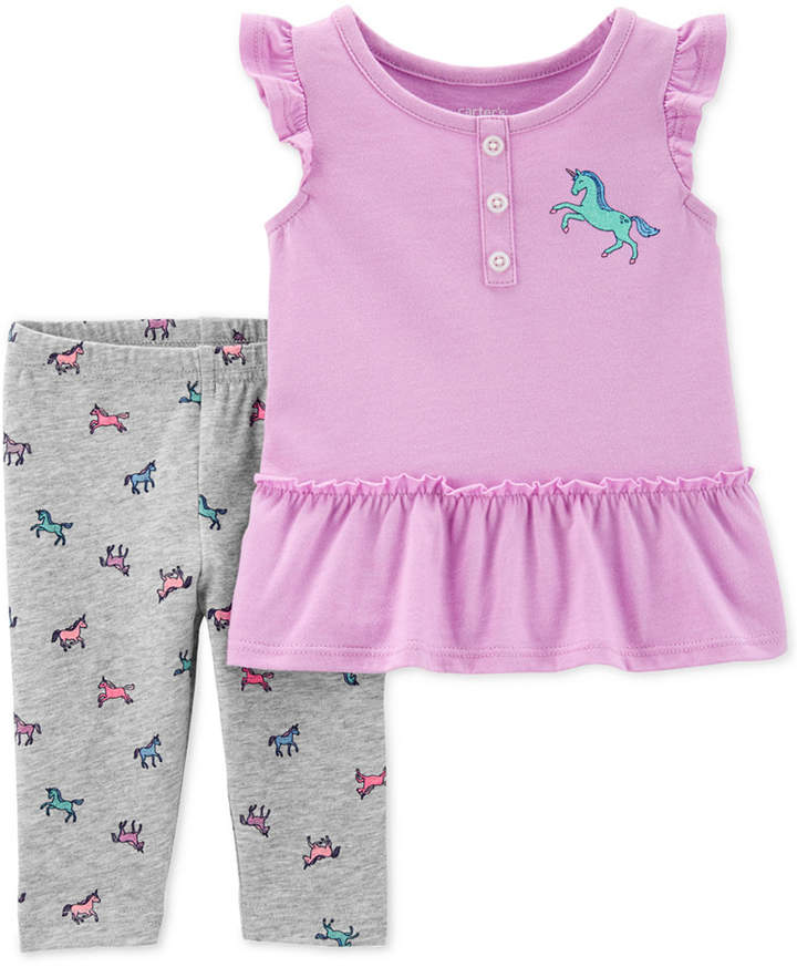 b1261a9881287 Carter's Purple Kids' Clothes - ShopStyle
