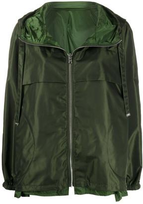Seventy Hooded Zipped Jacket