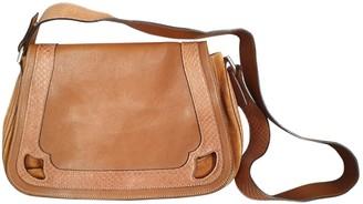 Cartier Marcello Camel Leather Handbags
