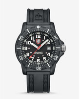 Express luminox black sentry watch
