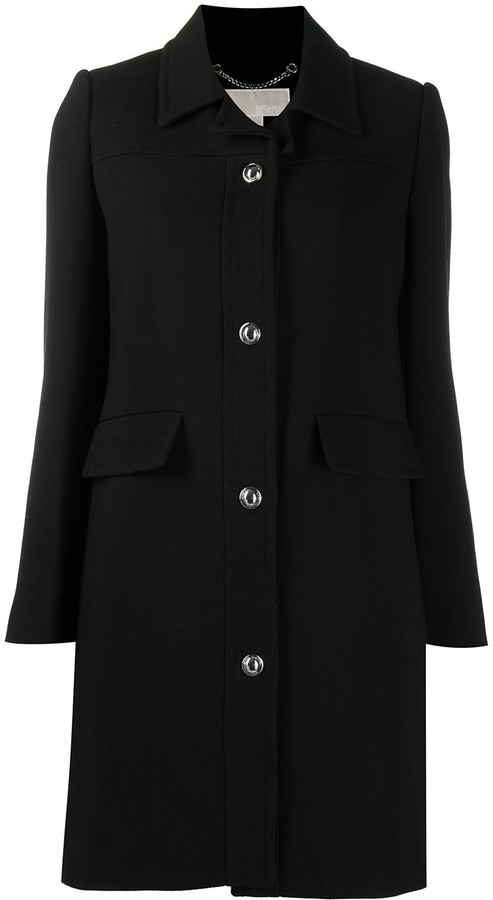 Thumbnail for your product : MICHAEL Michael Kors Single Breasted Coat