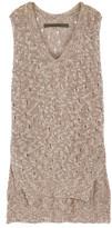 Enza Costa Stretch-knit sweater