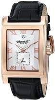 Ingersoll Men's INQ013WHRS Kensington Analog Display Japanese Quartz Watch