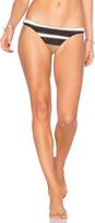 Pilyq Stitched Basic Teeny Bikini