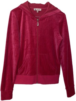 Juicy Couture Pink Cotton Knitwear for Women