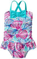 Gymboree Shell 1-Piece Swimsuit