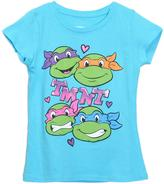 Nickelodeon Girl's Graffic Tee