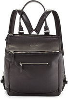 Givenchy Pandora Calfskin Leather Backpack, Black