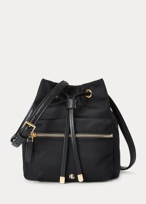 Ralph Lauren Nylon Mini Debby II Bag