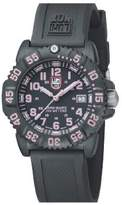 Luminox Women's EVO Navy Seal 7065 Polyurethane Swiss Quartz Watch