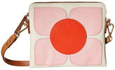 Orla Kiely Square Flower Applique Square Poppy Bag